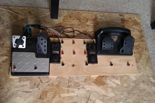 Foot controller V2